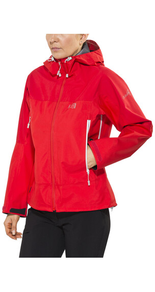 Millet LD Jungfrau GTX jakke Damer rød